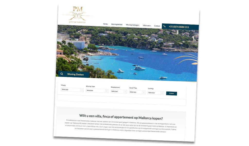 Bezoek de website van PrimaMallorca