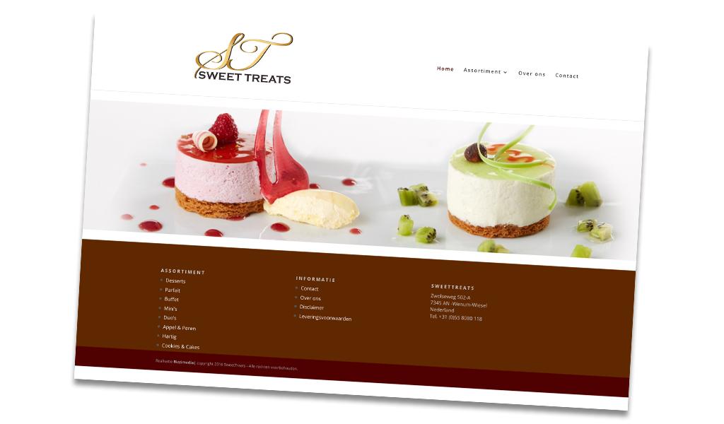 Bezoek de website van SweetTreats